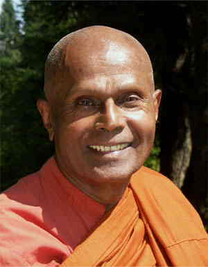 Image result for Bhante Gunaratana