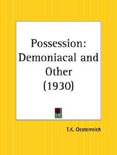 Oesterreich book cover Possession